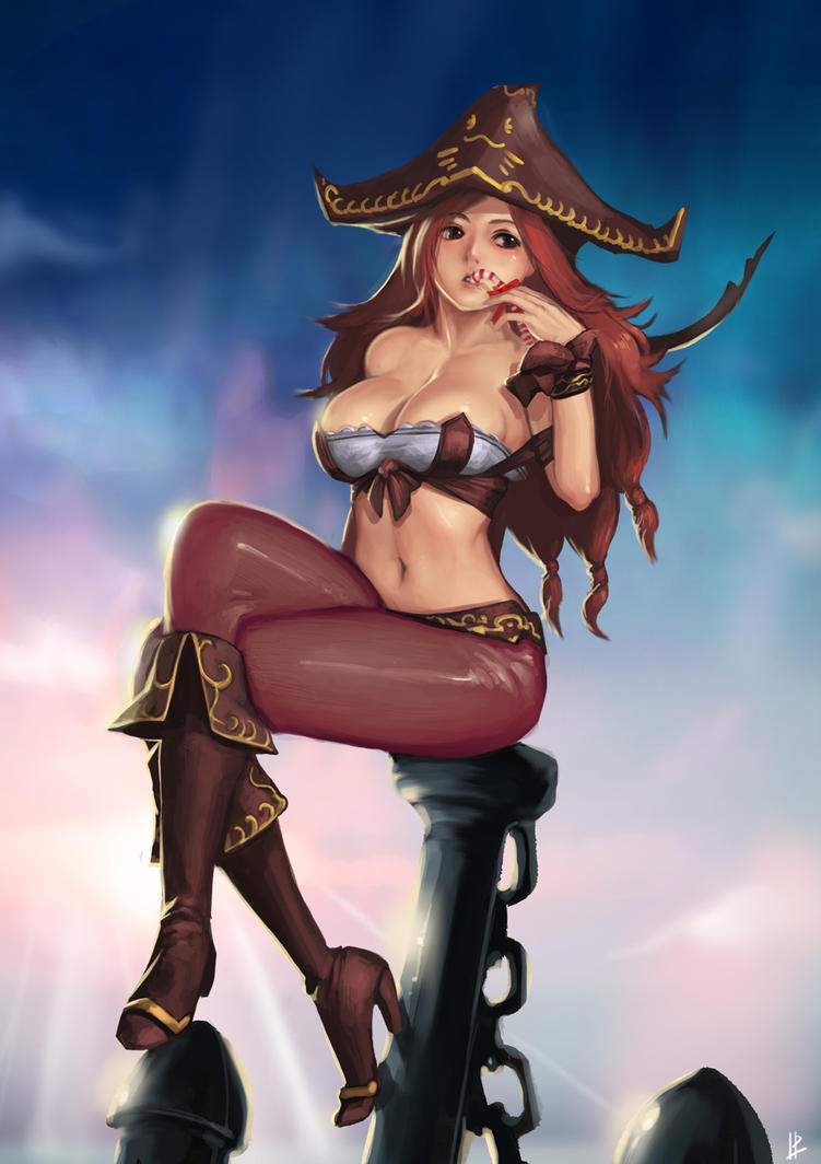 Hot or Not - Page 3 Miss_fortune_by_instantip-d56j19e