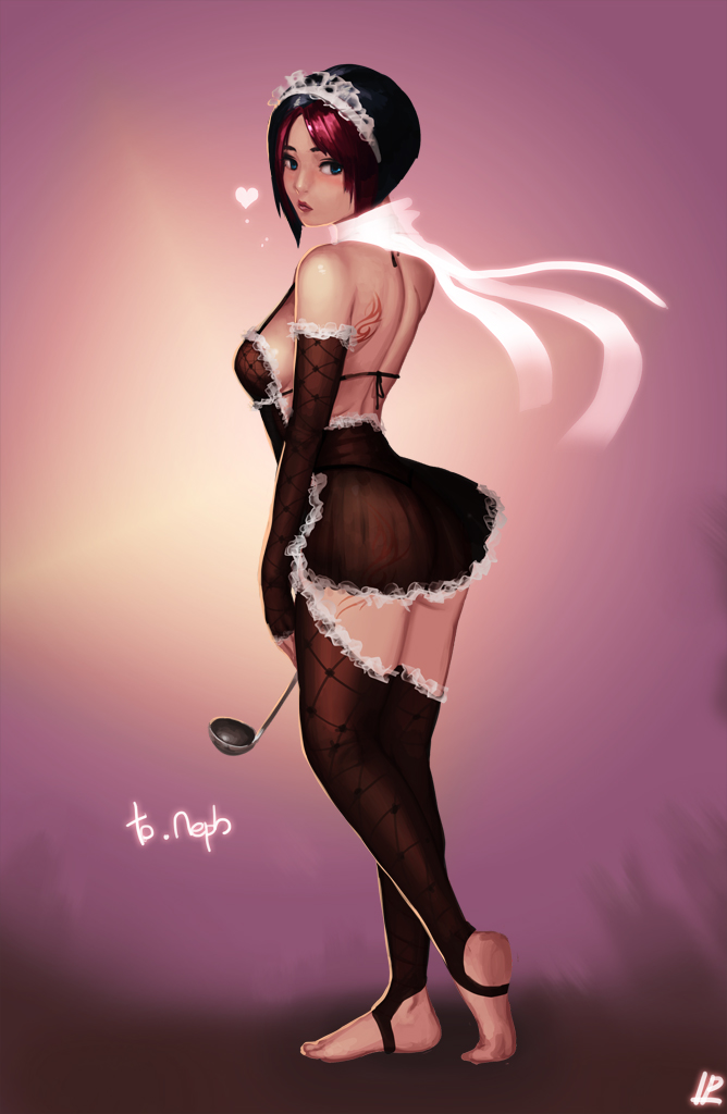 Fiora, the Grand chef by InstantIP