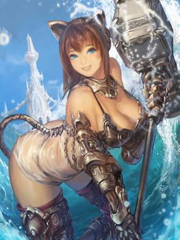 ocean knight