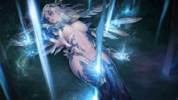 Shendelzare, the Skywrath Princess