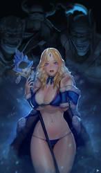 Crystal Maiden by InstantIP
