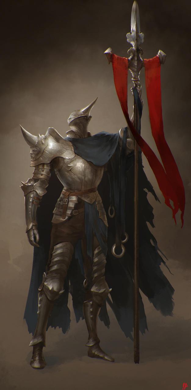Knight of Abdeorn by InstantIP