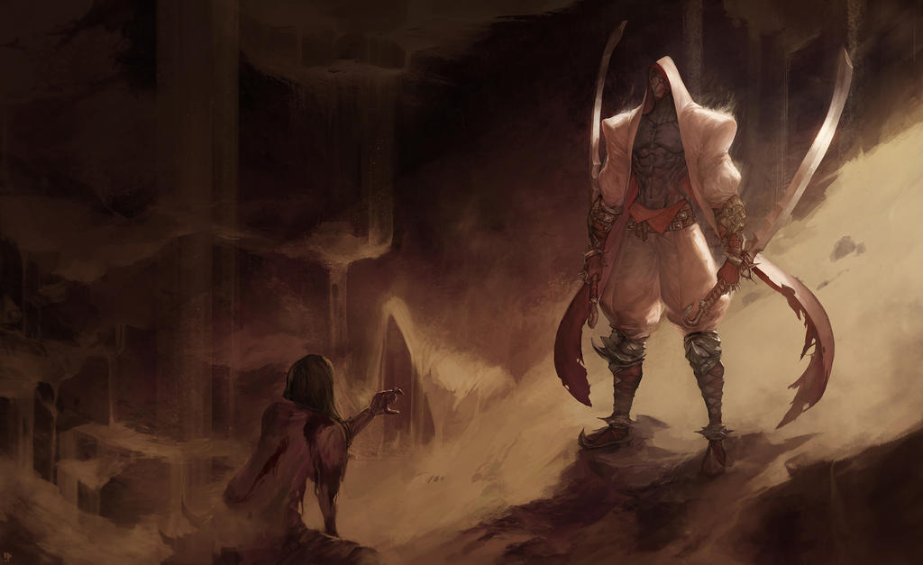 Voros Sandstalker by InstantIP