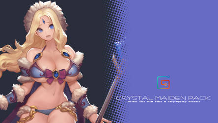 Gumroad Update! (Crystal Maiden)