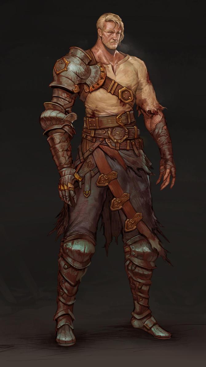 Warrior of Fate by InstantIP