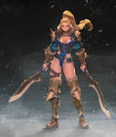 Toupang Sineva, Nameless One