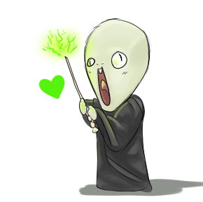 Voldemort Doesn't love you by Cristina-Corruptive