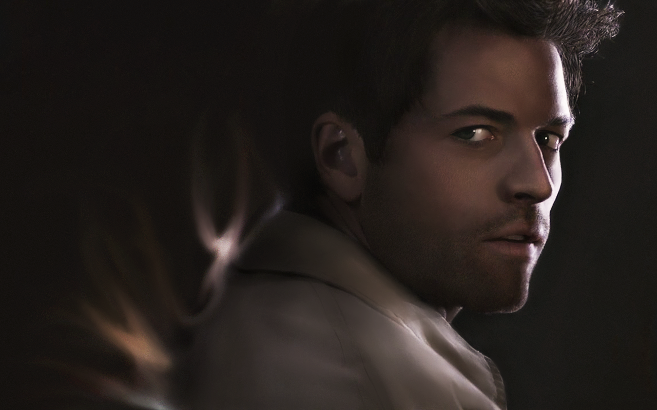 Supernatural castiel by golbeza