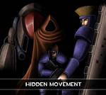X-Com - Hidden Movement