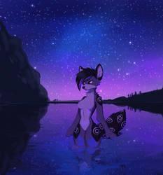 bathe me in stars by Toesies