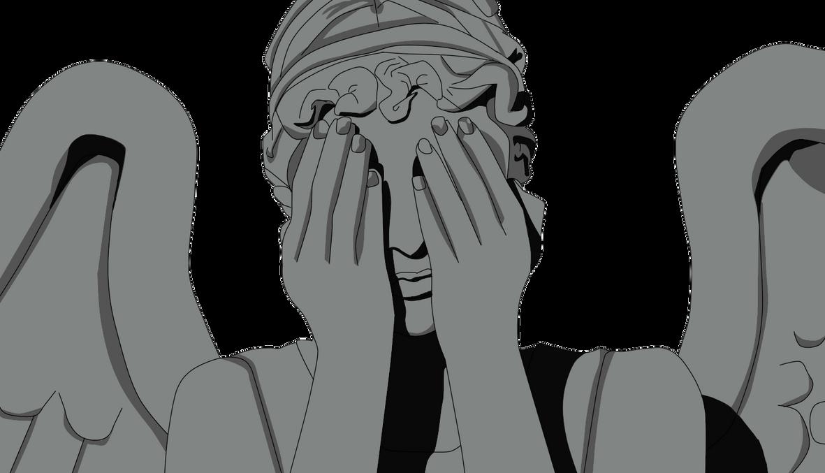weeping angel by blackysmith on deviantart