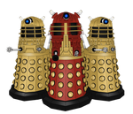 Dalek Trio Infernale
