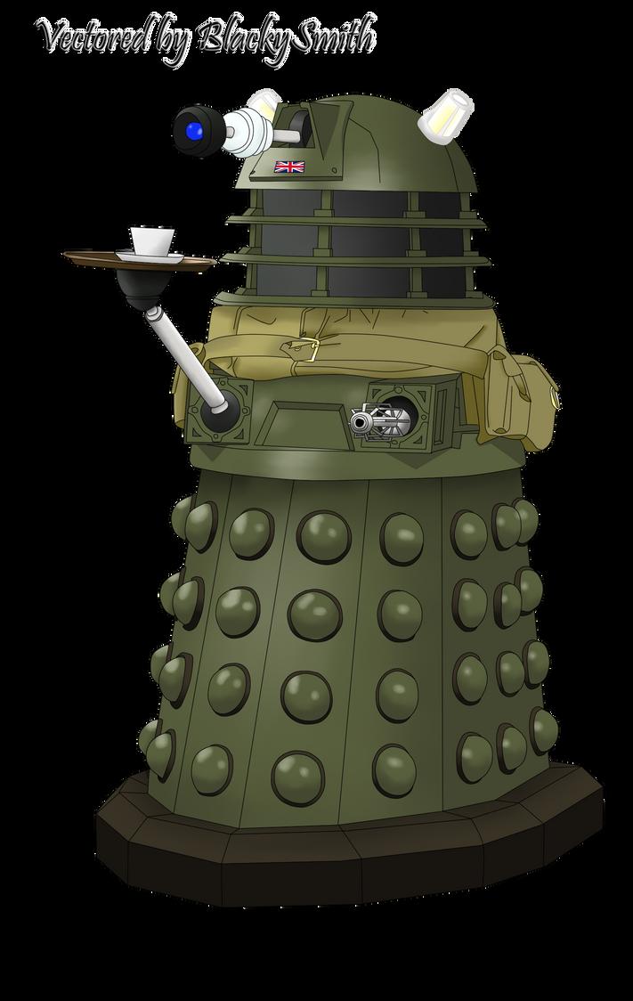 Dalek featuring TEA