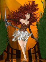 Becky Albright -finished- by mrRUTTO