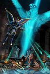 Dance with Seth - Tomb Raider The Last Revelation by DarkRone