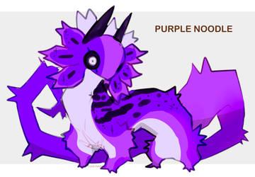Purple Noodle