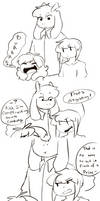 Manners by Channydraws