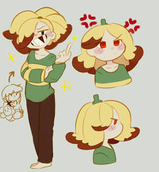 Double dic-- I mean Flora