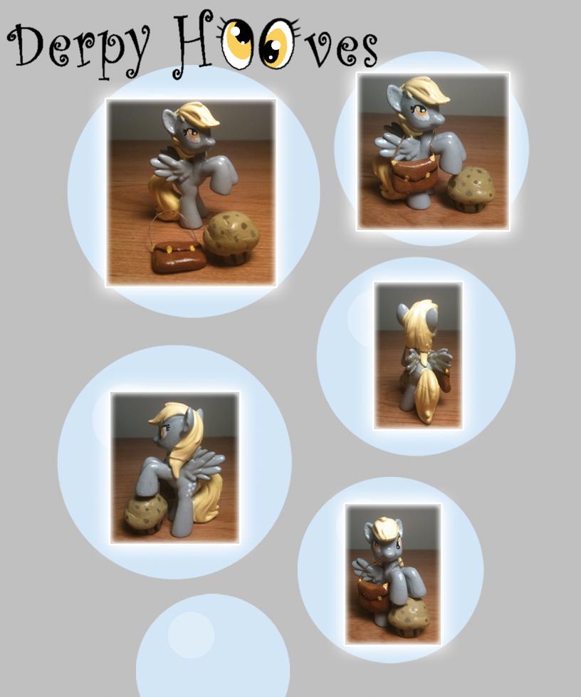 Derpy Hooves Custom Blind Bag by DreadArkive