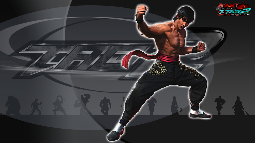 T4S Tekken Tag 2 Marshall Law Wallpaper By ArmorGon