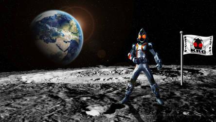 Kamen Rider Fourze Wallpaper