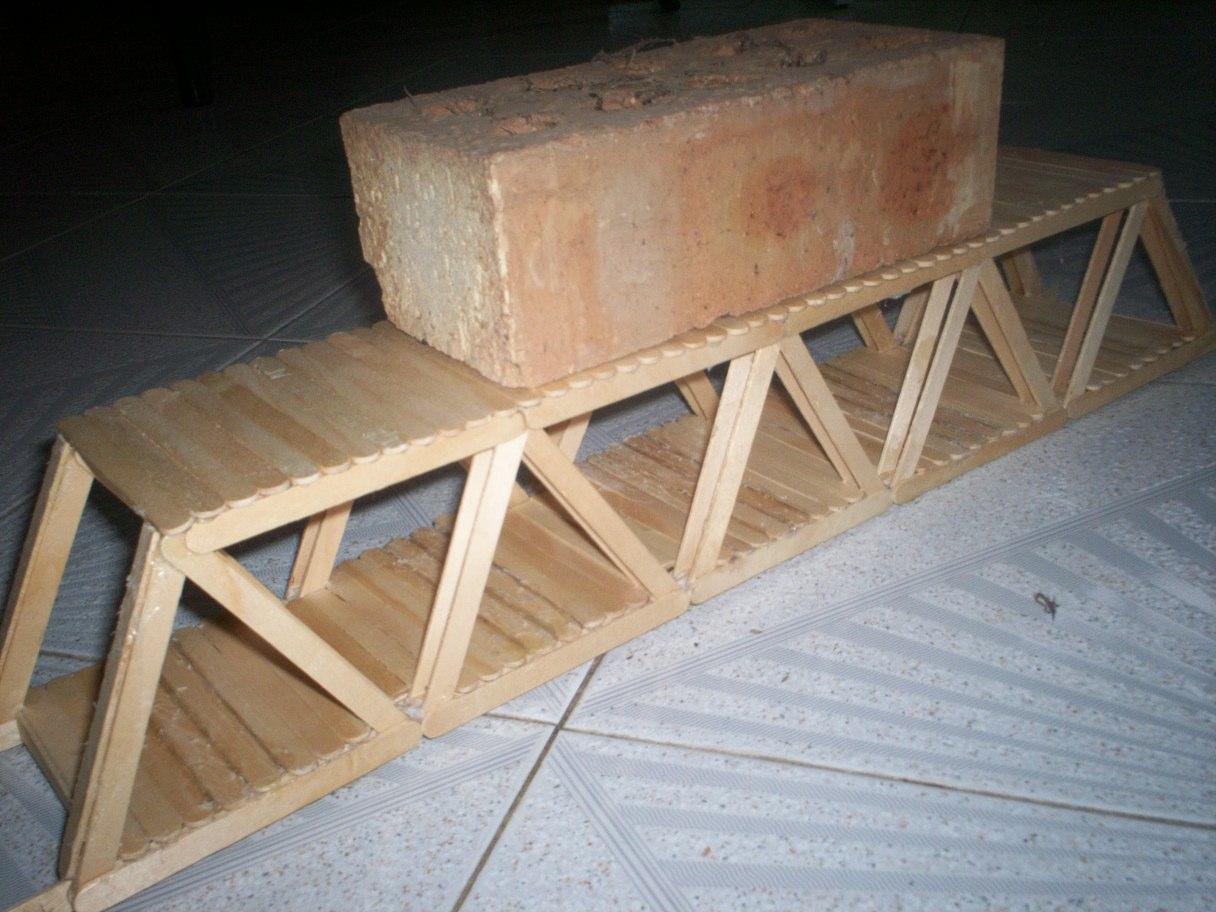 building a popsicle stick bridge yahoo answers