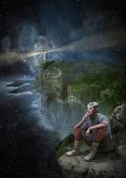 On an island amid the stars by eilidh