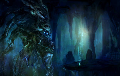 Leviathan by eilidh