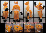 Streehl the dragon full suit