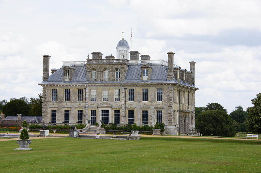 Kingston Lacy House, Dorset 1 by VIRGOLINEDANCER1