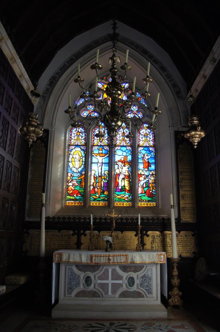 DSC04258 St Mary the Virgin Church. by VIRGOLINEDANCER1 on ...