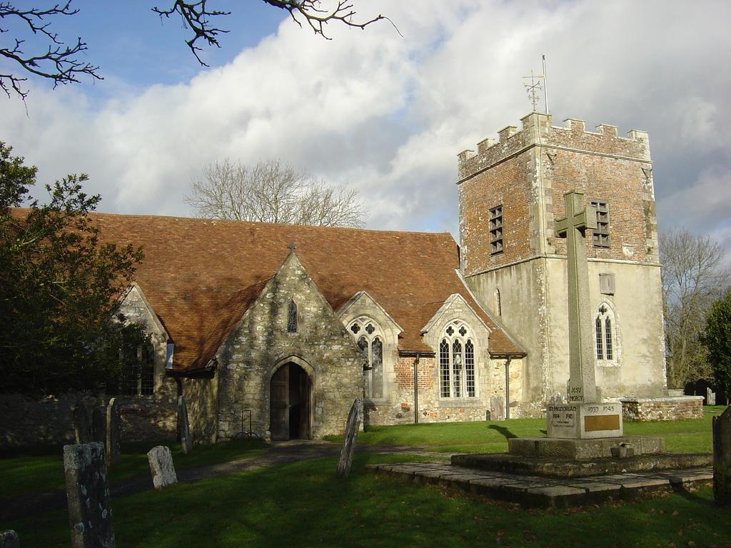 DSC00273 Church of St. John the Baptist, Boldr by VIRGOLINEDANCER1