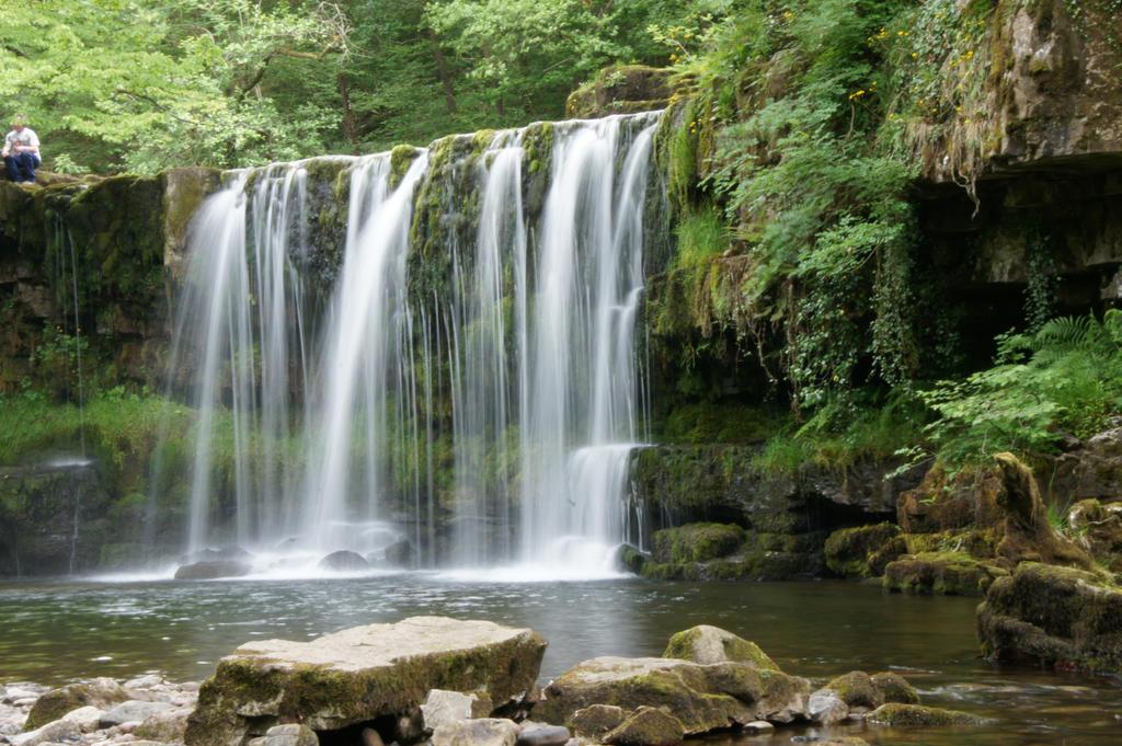 DSC01591 Sgwd Ddwli Uchaf Falls by VIRGOLINEDANCER1