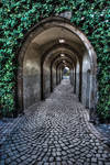 Premade Background Tunnel 2