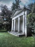 Doric Temple by VIRGOLINEDANCER1