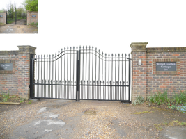 Gate PNG