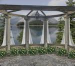 Premade Background - lake