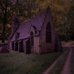 Premade Background Church