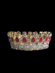 Ruby Crown PNG