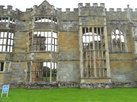 Cowdray House Ruins 3
