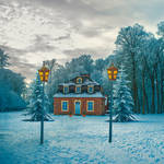 Christmas cottage 1