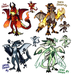(CLOSED) $8/800 point Dragon Spectrel Adopts