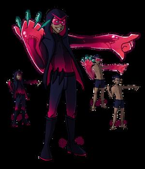 Spectrel Custom for Laizorr