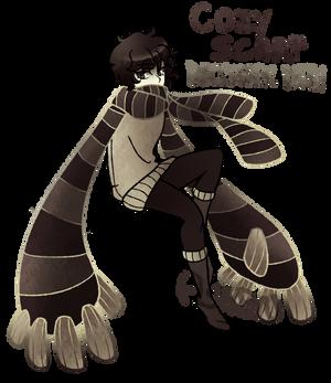 (CLOSED) December DTA - Cozy Scarf