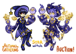 (CLOSED) Autumn Gathering Auction: Star Witch