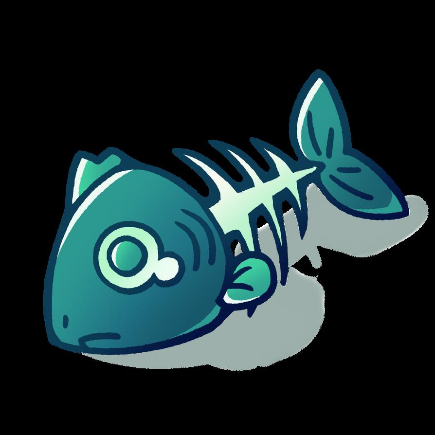 Half-Eaten Fish