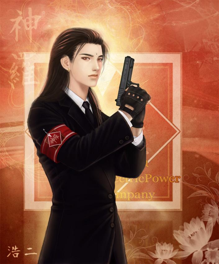 Tseng by K-Koji