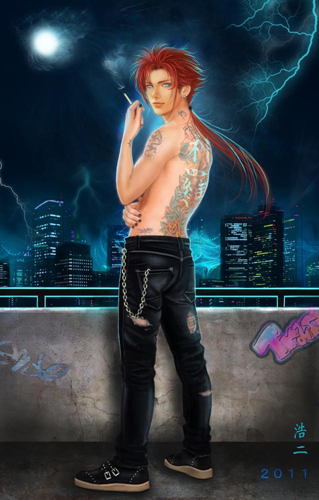 Reno- City Boy by K-Koji