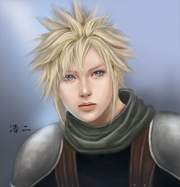 Cloud Sketch by K-Koji