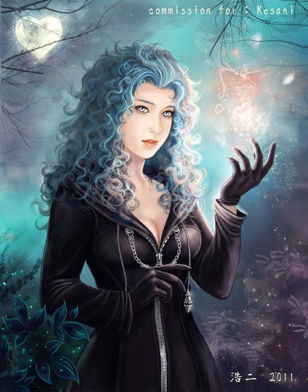 Astral Enchantress by K-Koji